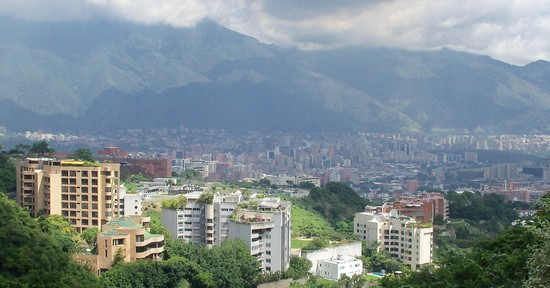 Foto panorama caracas - Imágenes y fotos de Caracas - 550x288  - Autor: Massimiliano, Foto 8 de 32