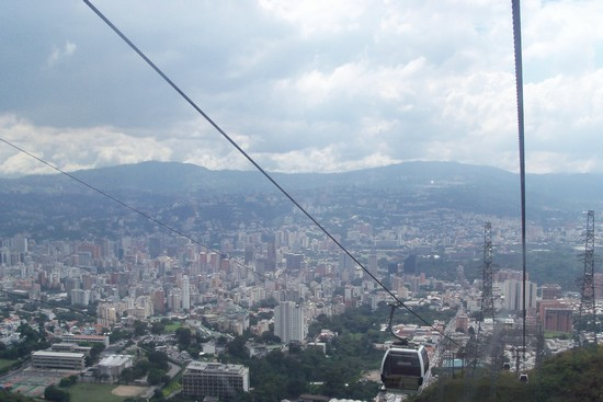 Photo Panorama da funivia in Caracas - Pictures and Images of Caracas