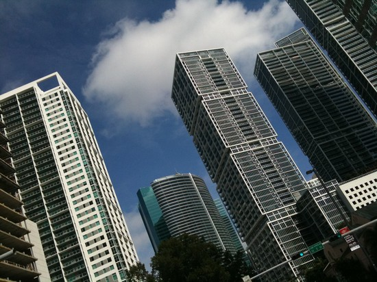 Photo miami brickell in Miami - Pictures and Images of Miami 