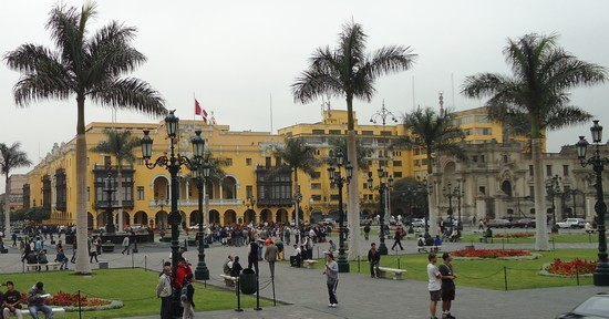 Photo Piazza in Lima - Pictures and Images of Lima