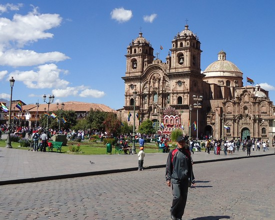 Photo foto cuzco in Cuzco - Pictures and Images of Cuzco - 550x441  - Author: Massimiliano, photo 8 of 39