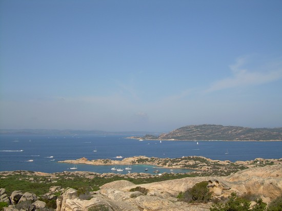 Photo Panoramica in Santa Teresa di Gallura - Pictures and Images of Santa Teresa di Gallura