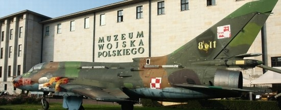Photo varsavia museo dell  esercito in Warsaw - Pictures and Images of Warsaw - 550x216  - Author: Editorial Staff, photo 1 of 169