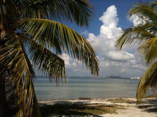Key Biscane Beach