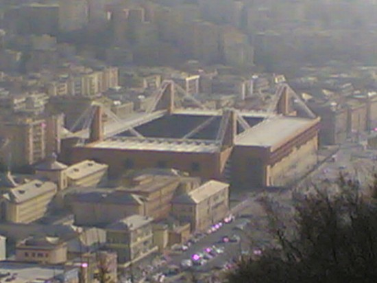 Photo genova stadio ferraris in Genoa - Pictures and Images of Genoa - 550x412  - Author: Editorial Staff, photo 1 of 204