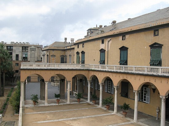 Photo Palazzo del Principe in Genoa - Pictures and Images of Genoa