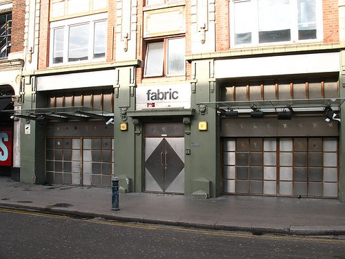 Photo il Fabric a Londra in London - Pictures and Images of London