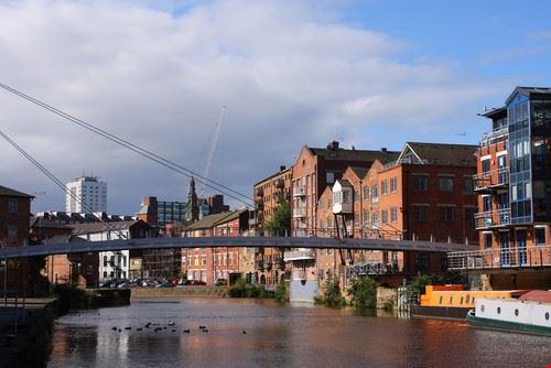 Leeds en Angleterre