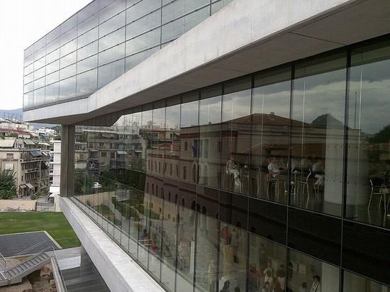 Foto Museo dell'Acropoli a Atene - 550x412  - Autore: Redazione, foto 1 di 210