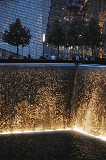 Photo new york 911 memorial in New York - Pictures and Images of New York