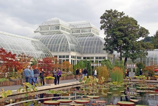 New York Botanical Gardens In New York