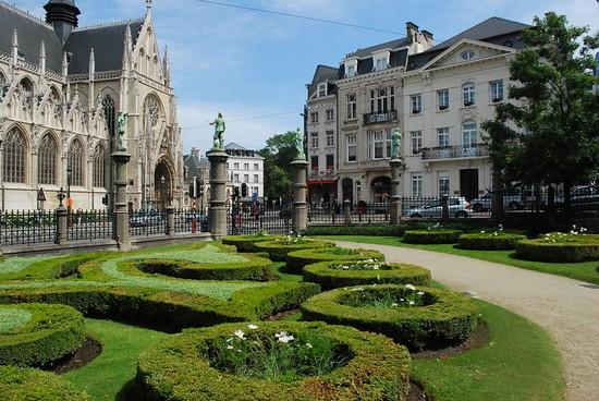 Photo bruxelles quartiere sablon a bruxelles in Brussels ...