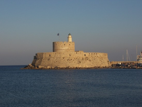 Photo Il porto in Rhodes - Pictures and Images of Rhodes