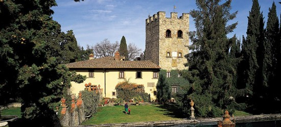 Photo firenze castello di verrazzano in Florence - Pictures and Images of Florence - 550x250  - Author: Editorial Staff, photo 1 of 552