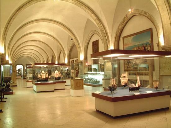 MARITIME MUSEUM a LISBON