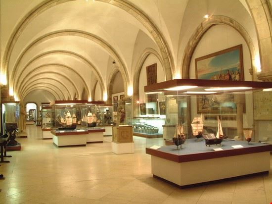 52626 lisbona museo della marina