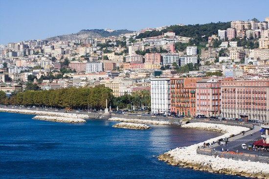 Photo Veduta di Mergellina in Naples - Pictures and Images of Naples