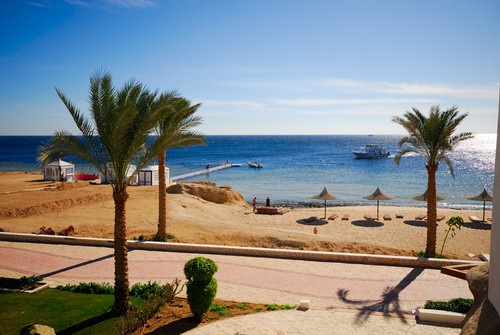 Photo Spiaggia a Sharm el Sheikh in Sharm El Sheikh - Pictures and Images of Sharm El Sheikh