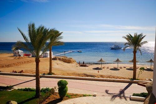 Spiaggia a Sharm el Sheikh