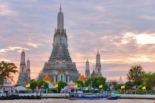 Tempio Arun a Bangkok