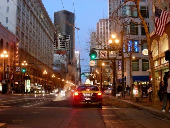 MARKET STREET a SAN FRANCISCO