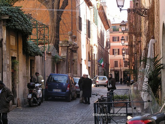 Photo roma via margutta in Rome - Pictures and Images of Rome