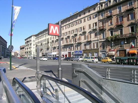 Hotel In Via Nizza A Torino