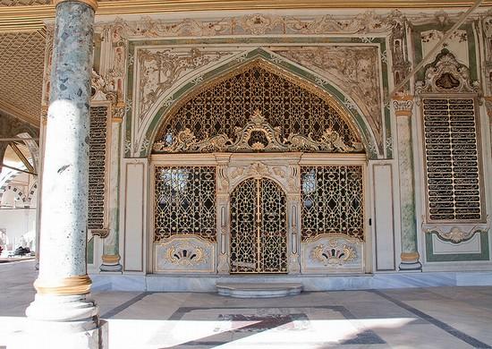 TOPKAPI PALACE a ISTANBUL
