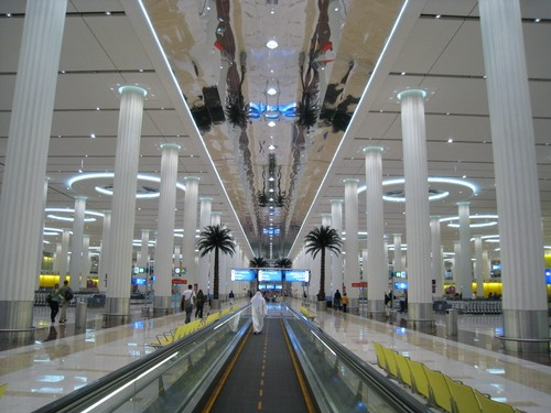 Photo Aeroporto internazionale di Dubai in Dubai - Pictures and Images of Dubai