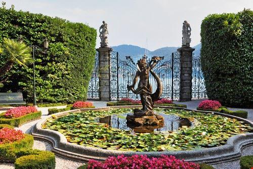 Villa Carlotta a Como