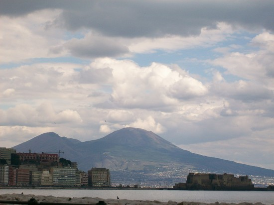 Photo Vesuvio in Naples - Pictures and Images of Naples