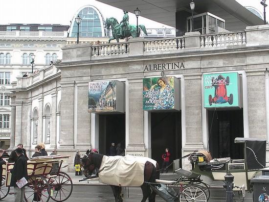 Foto Albertina a Vienna - 550x412  - Autore: Redazione, foto 3 di 280