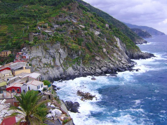 Photo vernazzala costa vernazza in Vernazza - Pictures and Images of Vernazza 