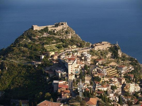 Il Castello Arabo-Normanno di Taormina
