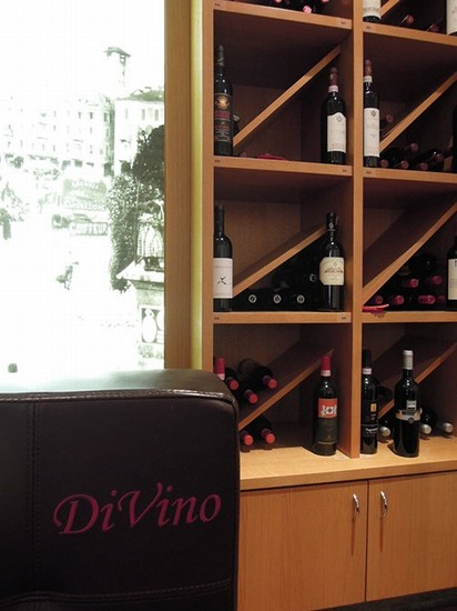 Photo i vini del ristorante in Locarno - Pictures and Images of Locarno