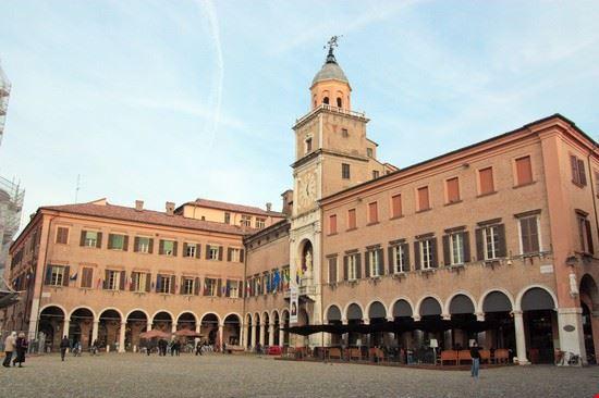 Palazzo Comunale a Modena