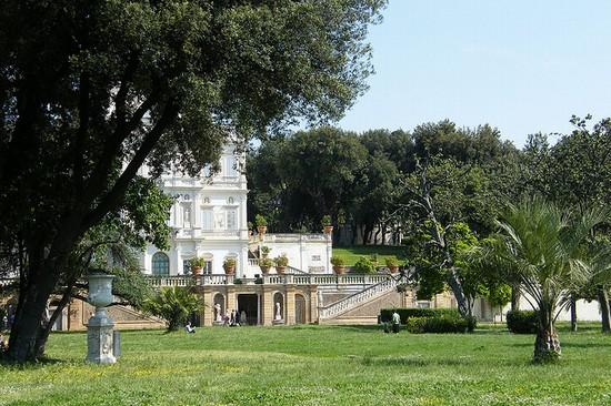 Pamphili Roma Foto Villa Pamphili a Roma