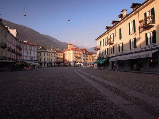 Vista di Piazza Grande