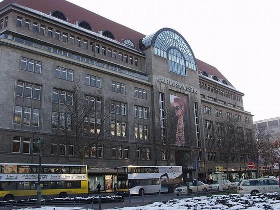 KADEWE a BERLIN
