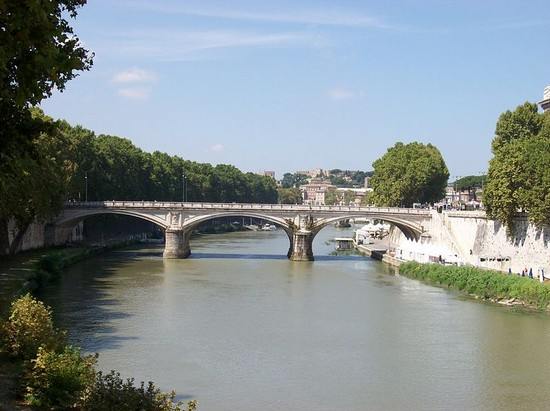 Photo Ponte Umberto I in Rome - Pictures and Images of Rome