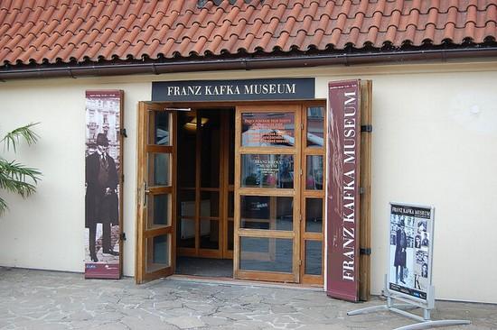 MUSEO FRANZ KAFKA a PRAGA