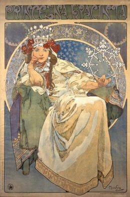 Photo Opera di Mucha in Prague - Pictures and Images of Prague