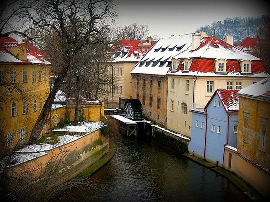 Photo praga isola di kampa in Prague - Pictures and Images of Prague - 550x412  - Author: Editorial Staff, photo 1 of 553
