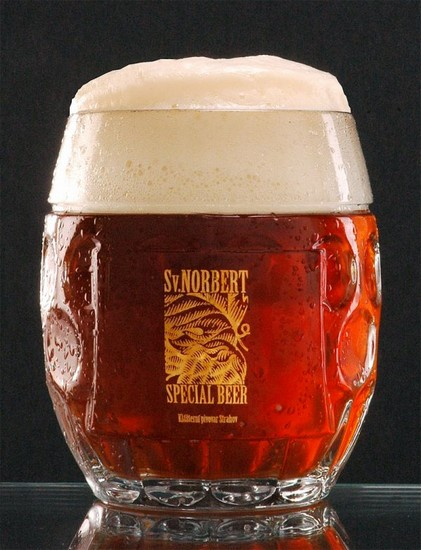 Photo birra St. Norbert in Prague - Pictures and Images of Prague
