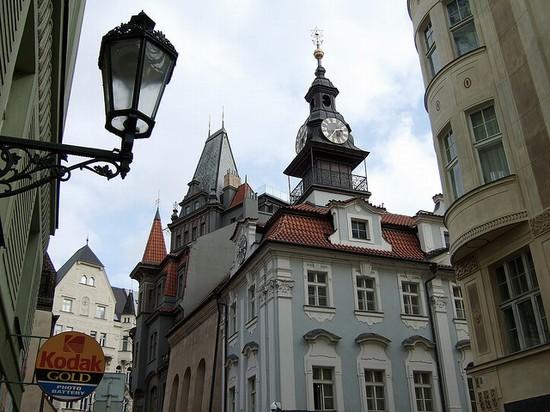 praga municipio ebraico: Bilder und Fotos aus Prag- 550x412  - Autor: Redaktion, Foto 1 von 598