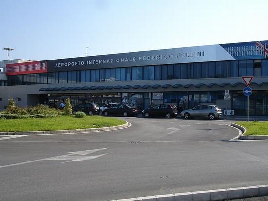 Foto Aeroporto Internazionale Federico Fellini, Rimini a Rimini