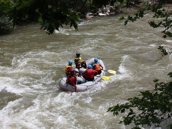Photo Rafting in Verona - Pictures and Images of Verona