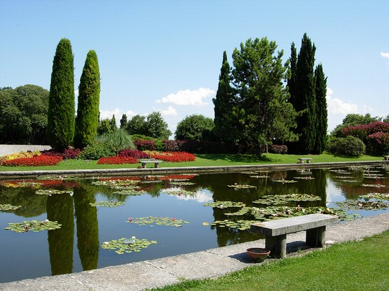 Photo verona parco giardino di sigurta in Verona - Pictures and Images of Verona - 550x412  - Author: Editorial Staff, photo 1 of 260