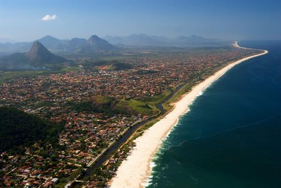 Photo rio de janeiro itaipuacu beach in Rio de Janeiro - Pictures and Images of Rio de Janeiro - 550x367  - Author: Editorial Staff, photo 1 of 224