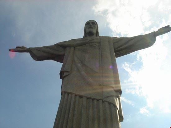 La statua del Cristo Redentore